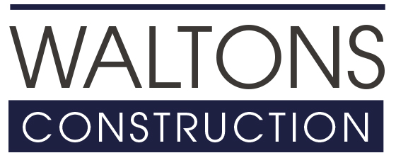 Waltons Construction Logo